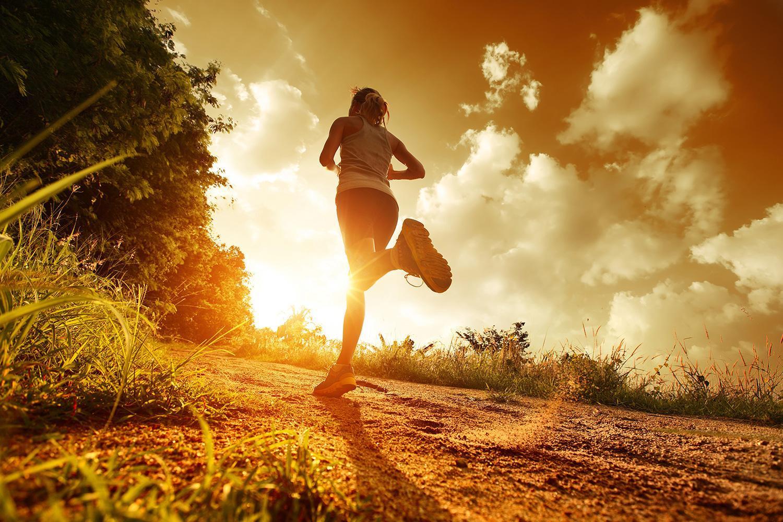 sunset-run